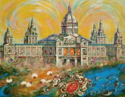 001 황미정, 한여름 밤의 꿈 - 국립 카탈루냐 박물관 - 스페인, 1