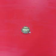 008, 원빈홍씨 화장품그릇 (복) 72.7x60.6cm Acrylic