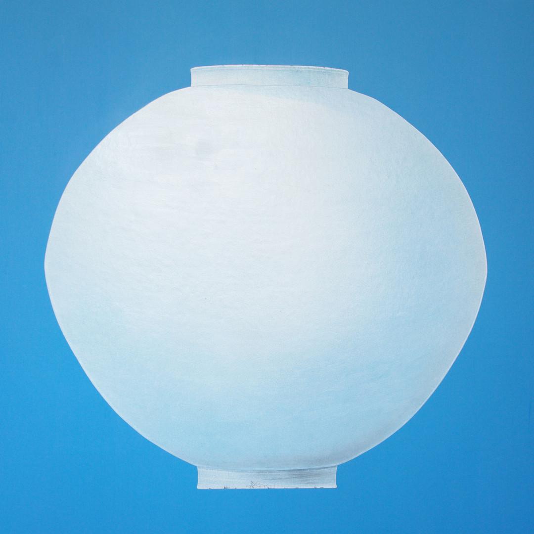 011, 비움과 채움(복을담다), 140 x 150 cm, 한지에 혼합재