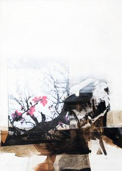 022, 기억의 소환-春, 57 x 41 cm, 캔버스에 유화물감, 20