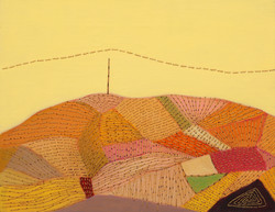 최윤희3, Mind map 12-32, 32 x 41 cm, Mixed