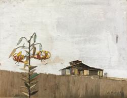 이부강3, trace spring, 30 x 23 cm, mixed me
