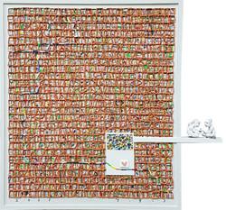 018, 김형길, 제일이라21, 53.0 x 45.5 cm, 캔버스 위에 혼합재료, 2021, 350만원