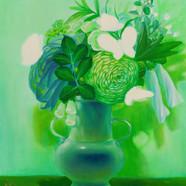 사랑해-꽃2 32x41 oil on canvas 2019.jpg