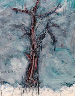 016, 정의철, 고독감나무, 116.8 x 91.0 cm, Acrylic, 2021, 600만원