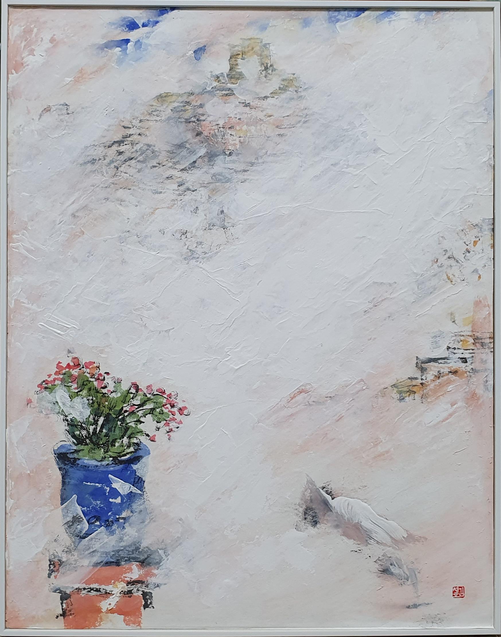 006, 김성호1, 아잇 벤 하드 - 호흡, 36.5 x 46