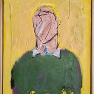 020, 최우, untitled, 53.0 x 45.5 cm, oil o