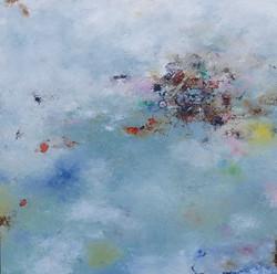 011, 권영범, 어떤여행 (un Voyage), 60.6 x 60.6 cm, Oil on canvas, 2021, 480만원