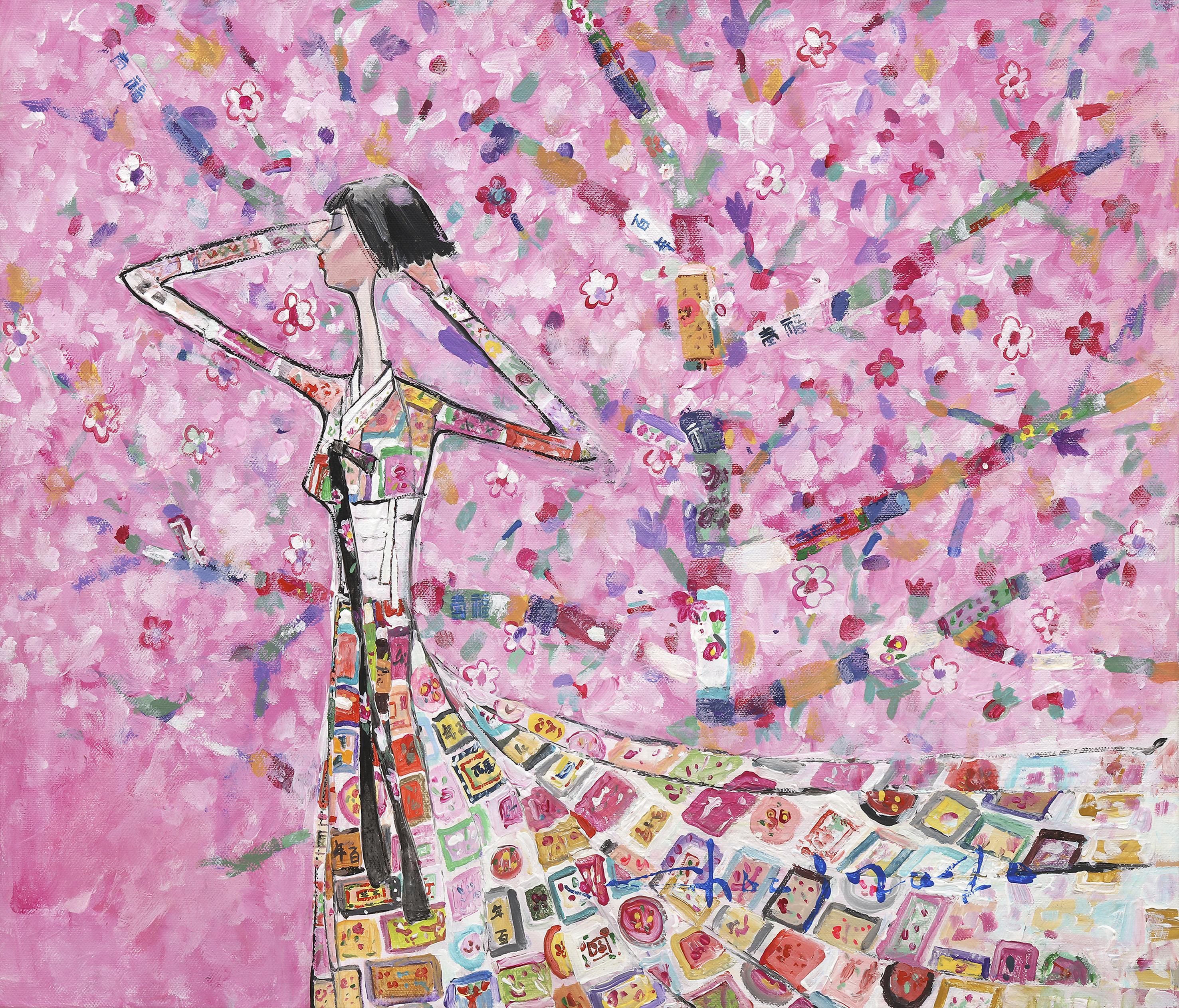 최경자2, spring 2007, 45