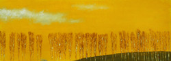 송승호2, 안빈낙도Ⅱ, 29 x 80cm, 장지에 아크릴, 2020, 1