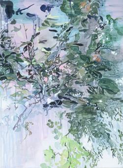 008, 박계숙, 나르시스의 정원-10, 47.5 x 35