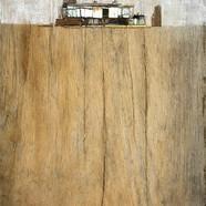 019, 이부강, trace skyline 9, 35 x 70 cm, M
