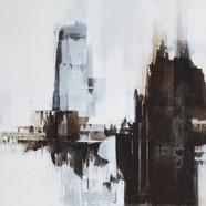 016, 연상록, 적벽강의 서정, 162 x 130 cm (105호),