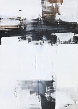 013, 연상록, 기억의 소환 중에서 (겨울서정), 72 x 90 cm