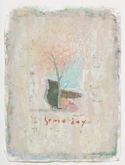 009, 김현영, Someday, 47.0 x 34