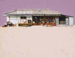 김용일, 가조상회, 91x116.8, oil on canvas, 2015