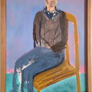 016, 최우, untitled, 60.6 x 45.5 cm, oil &