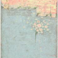 009, 김현영, 곁, 72.7 X 90.9 cm, mixed media