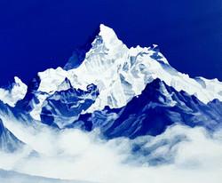 조광기 4 천산, 40.5x31