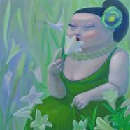 그녀의 정원 80.5x117 oil on canvas 2019.jpg