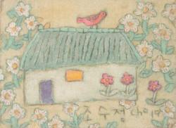 조수정1, 봄은 사랑이다, 41.0 x 30