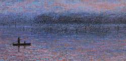 우포늪이야기-흐르는시간 97x162.2cm oil on canvas 2016 2000만원 (4)