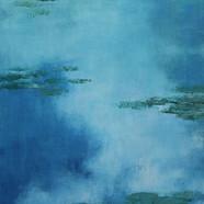 004, 이미경, 수련 이야기, 50.0 x 72.7 cm (20M),