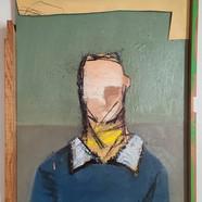 017, 최우, untitled, 53.0 x 40.9 cm, oil &