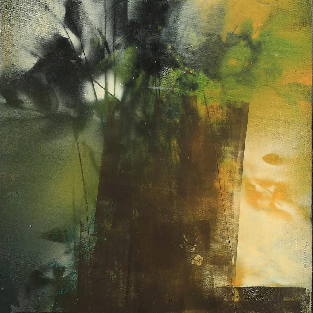 009, 연상록, 자연에 대한 오마쥬 (자연에 생각을 담다2), 35 x