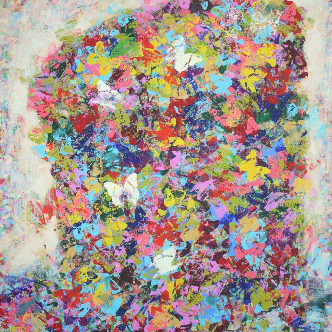 006, present box - 응집된 사랑 72.7×90.9cm(30