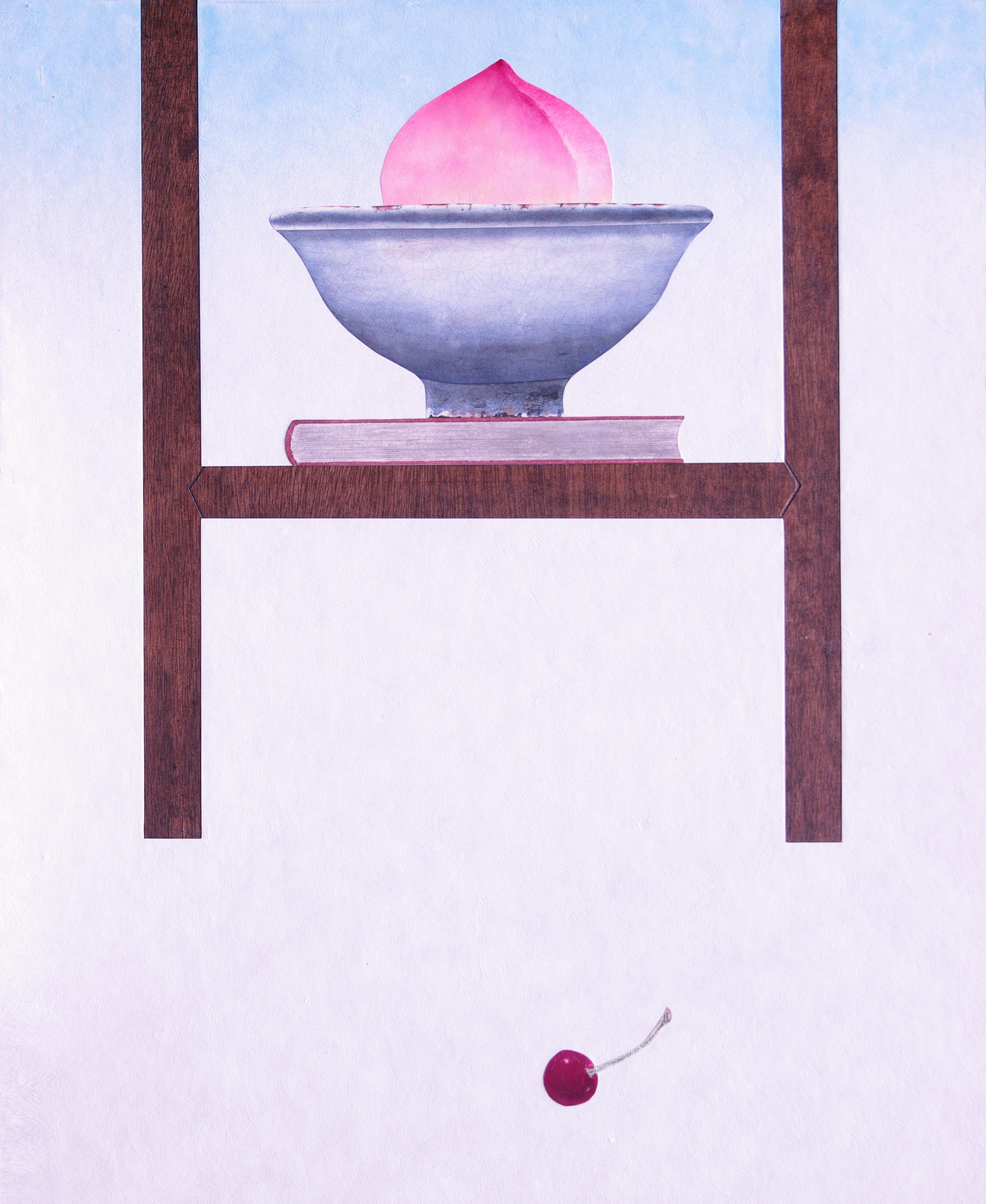 2016,비움과채움(복을담다),53x65,혼합재료