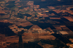대표_기하학 대지, 남아공, 61 x 91