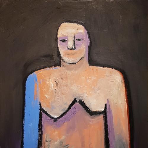 009, 최우, 무제, 60.6 x 72.7 cm, oil on canv