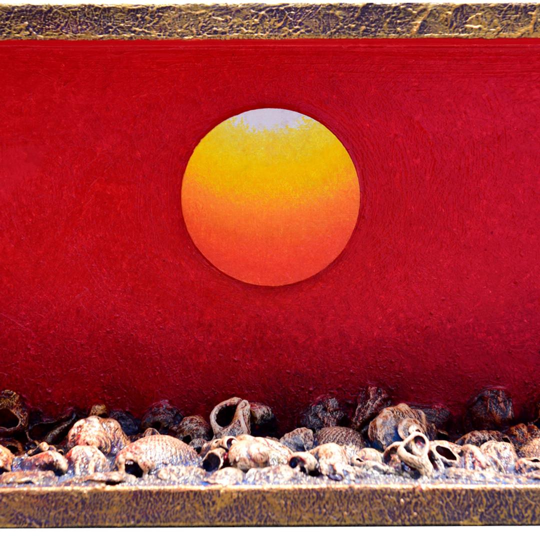 012, Sunrise - Faith,  Hope  and  Love,