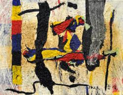 함섭4, ONES HOME TOWN 2070, 32 x 41 cm, KO