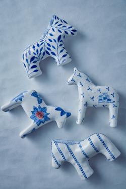 한주은, Horse, 15 x 6 x 12 cm, Porcelain, 2