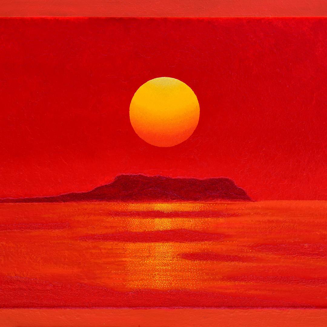 016, Sunrise - Faith,  Hope  and  Love,