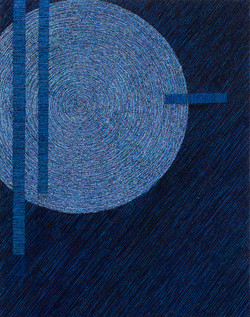 015, 조미화, HOMO-VIATOR21E3, 116.8 x 91