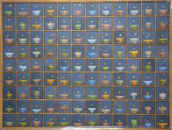 송승호, 번뇌1, 105 x 139 cm, 장지에 혼합재료, 2021, 1080만원