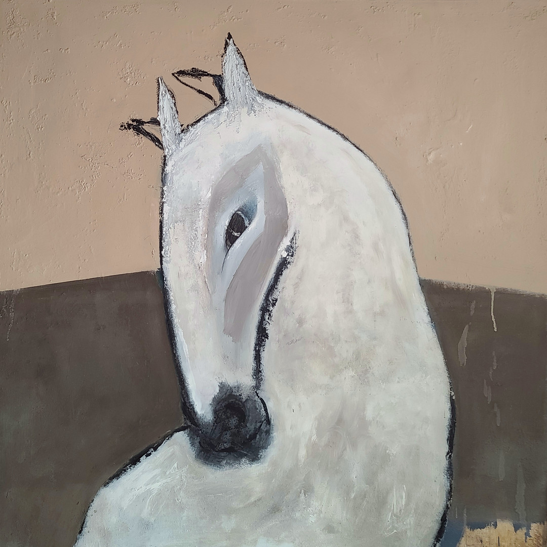 024, 최우, untitled, 90 x 90 cm, oil on ca