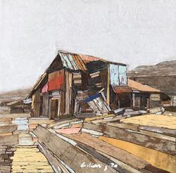 006, 이부강, moved landscape(정미소3), 20 x 20