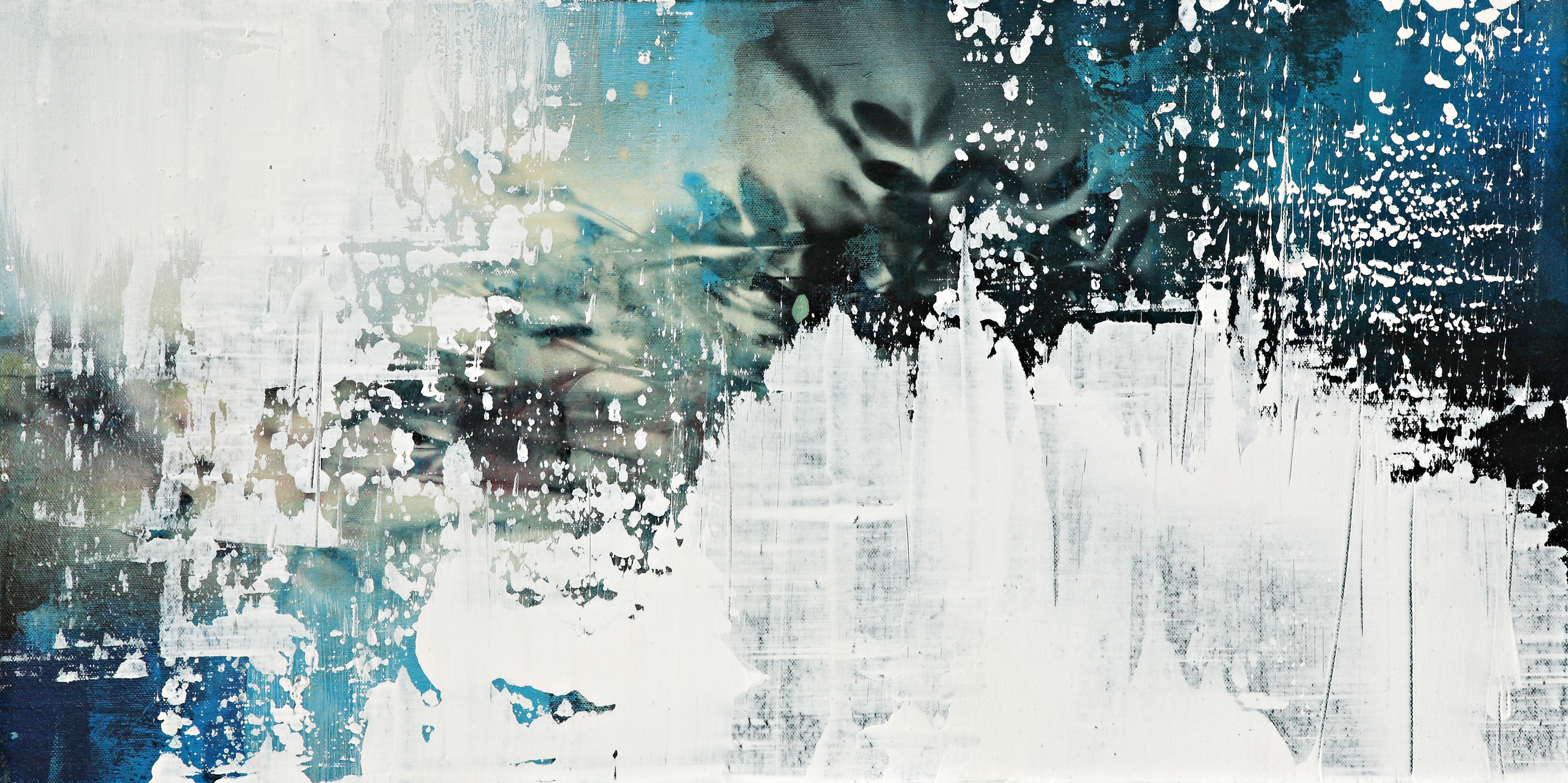 연상록, The Memory, 35x70cm, 아크릴 및 유화, 2017