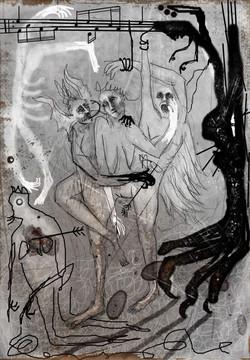 최우(22-1)_, 마르퀴스 드 사드 - 저스틴 혹은 미덕의 불운_13x