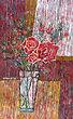 변해정1, 장미, 53.0 x 33.4 cm, 캔버스에 아크릴, 2020