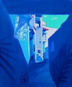017, 민해정수4, 빛의 공간 셰프샤우엔, 37.9 x 45