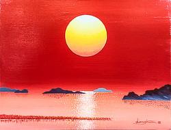 신동권4, 일출-신망애, 31.8 x 40
