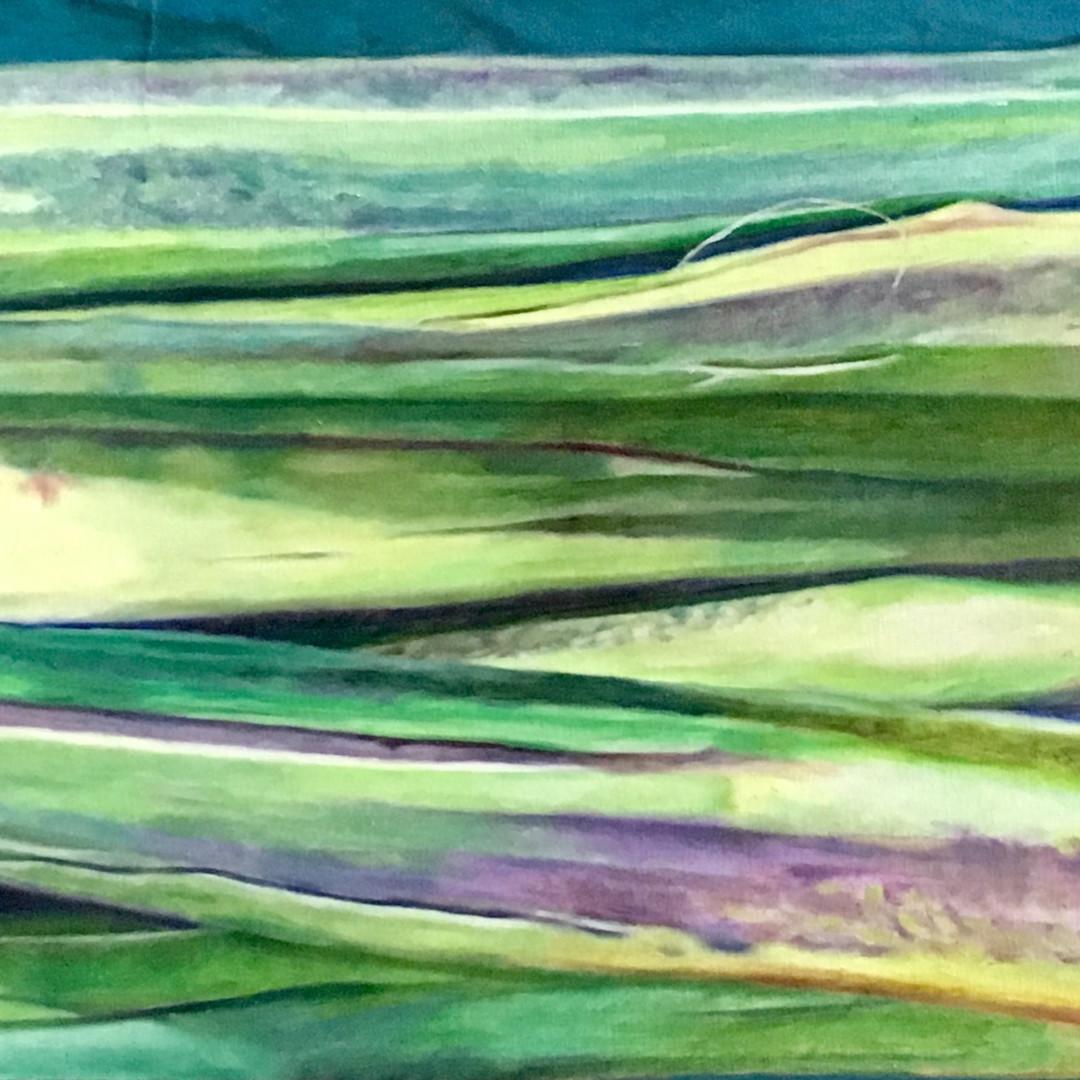 036, 수순(水筍)연작1, 53 x 45 cm, oil on canva