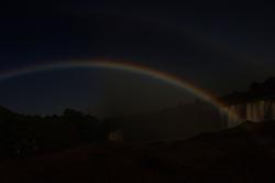 풍경_달빛무지개, 빅폴_짐바브웨, 30.5 x 45