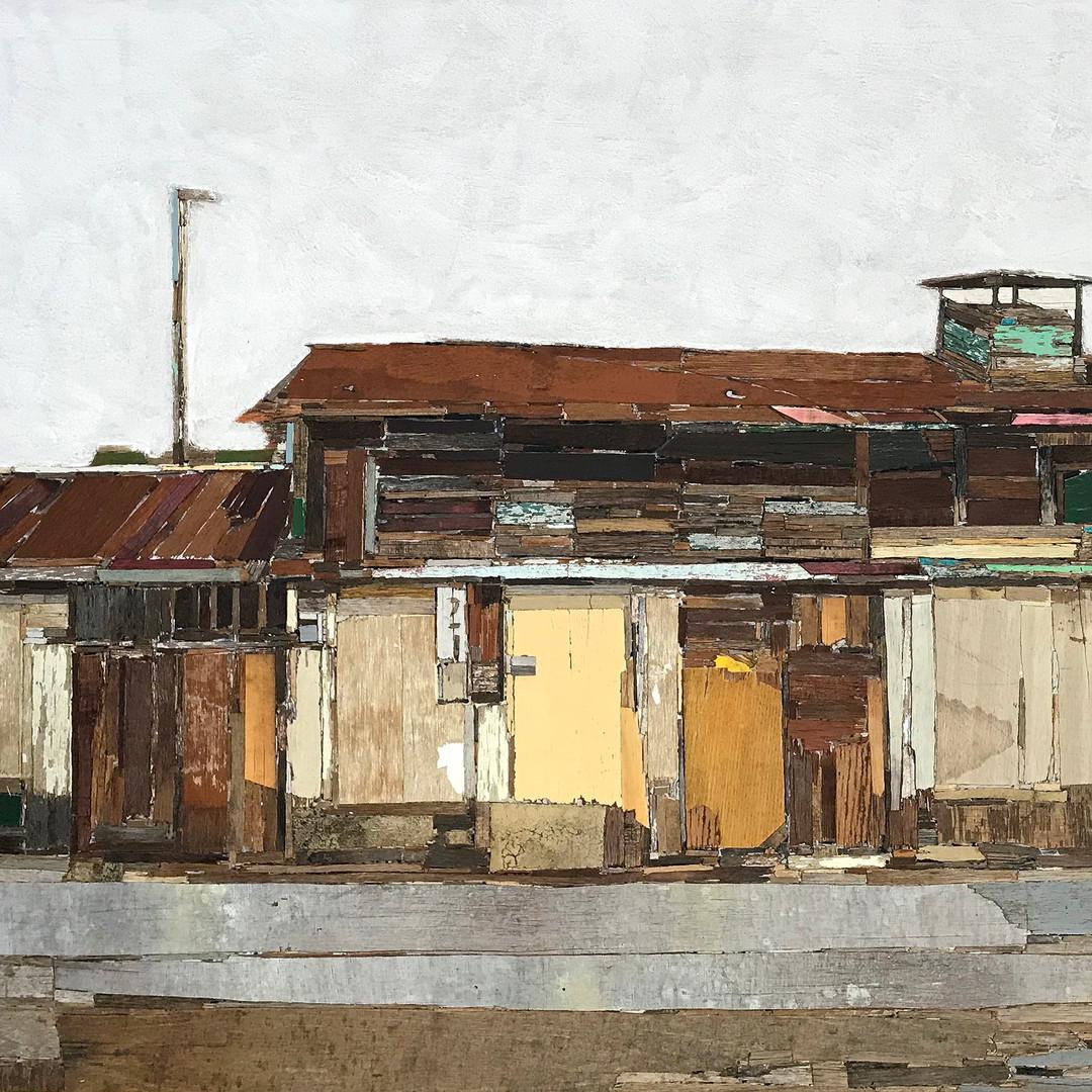 001, 이부강, trace skyline(정미소), 117 x 73 c