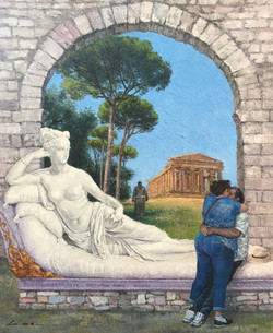 아그리젠토, 로마, 아씨시 그리고 연인, 60